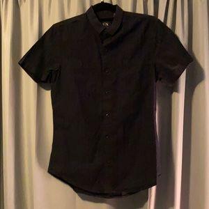 A|X Armani Exchange Button Down Men's Shirt